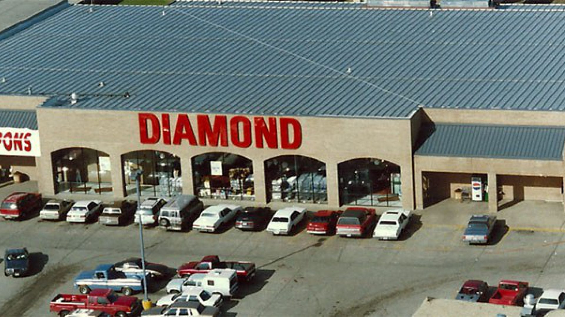 Property: Diamond Food Store
