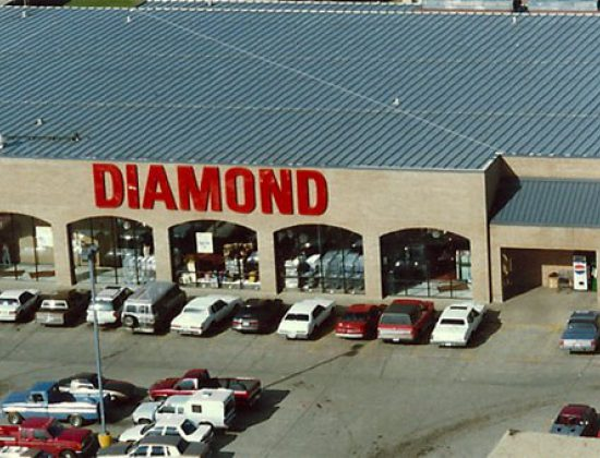 Intervest Properties - Diamond Food Store